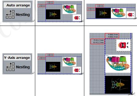 Automatického rozložení grafiky